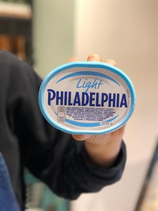 Philadelphia Light Krem Peynir 125 gr.